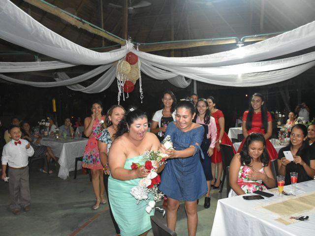 El matrimonio de Harol  y Milly  en Inírida, Guainía 39