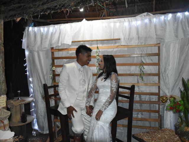 El matrimonio de Harol  y Milly  en Inírida, Guainía 40