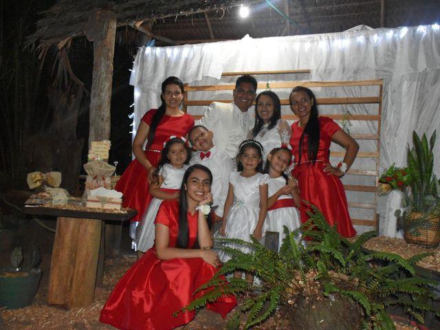El matrimonio de Harol  y Milly  en Inírida, Guainía 42