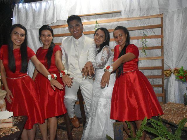 El matrimonio de Harol  y Milly  en Inírida, Guainía 43