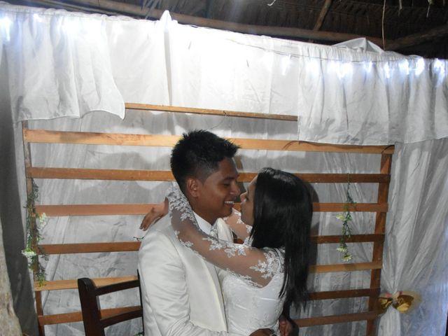 El matrimonio de Harol  y Milly  en Inírida, Guainía 47