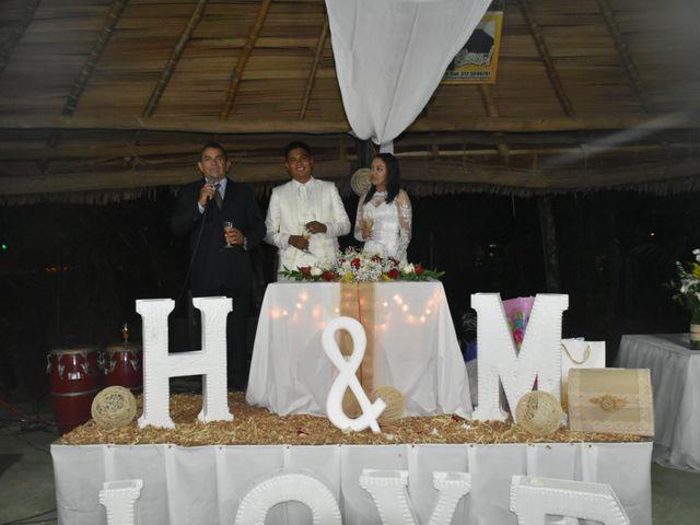 El matrimonio de Harol  y Milly  en Inírida, Guainía 48