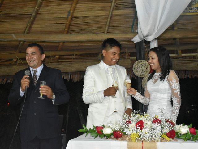 El matrimonio de Harol  y Milly  en Inírida, Guainía 49