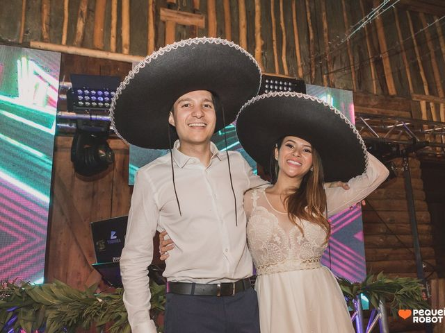 El matrimonio de Santiago  y Laura en Rionegro, Antioquia 7