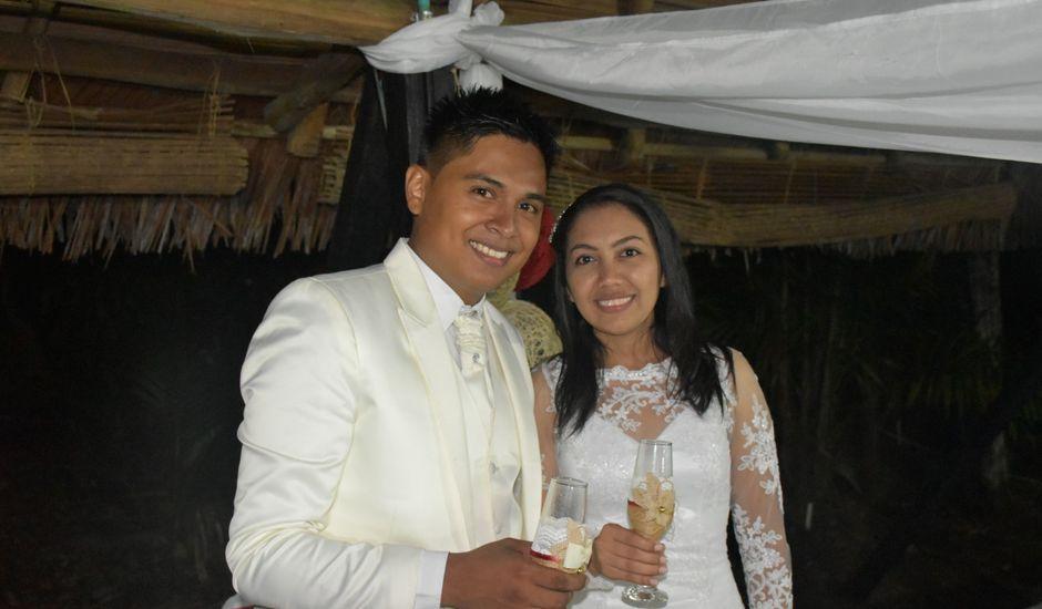 El matrimonio de Harol  y Milly  en Inírida, Guainía