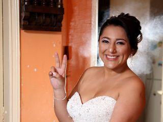 El matrimonio de Jenny y Cesar 1