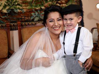 El matrimonio de Jenny y Cesar 2