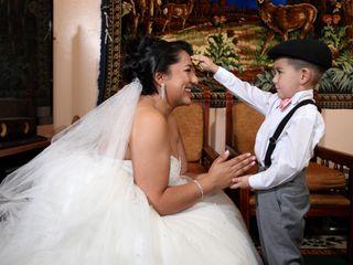 El matrimonio de Jenny y Cesar 3