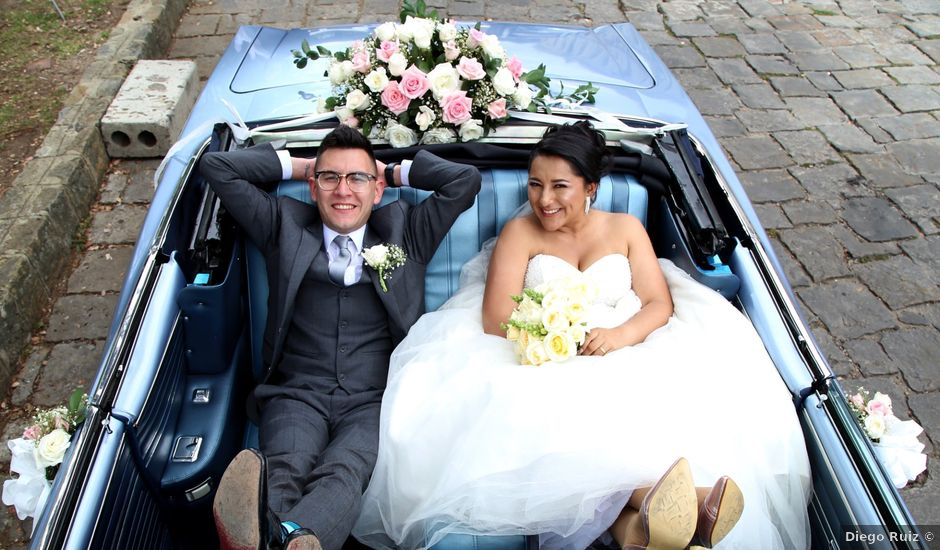El matrimonio de Cesar y Jenny en Bogotá, Bogotá DC