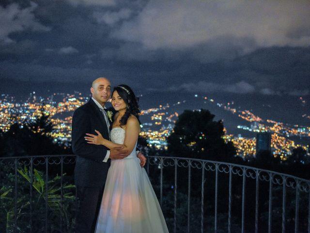 El matrimonio de Viviana y Luis