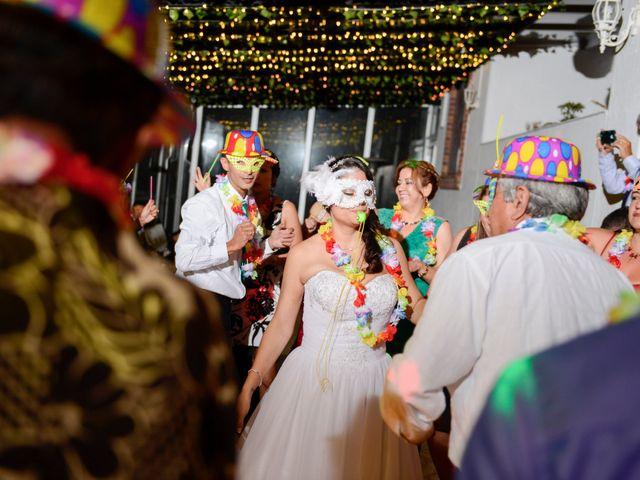 El matrimonio de Luis y Viviana en Medellín, Antioquia 61