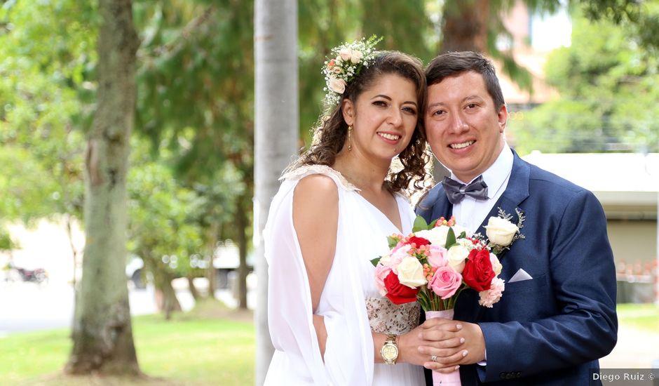 El matrimonio de Carlos y Diana en Bogotá, Bogotá DC