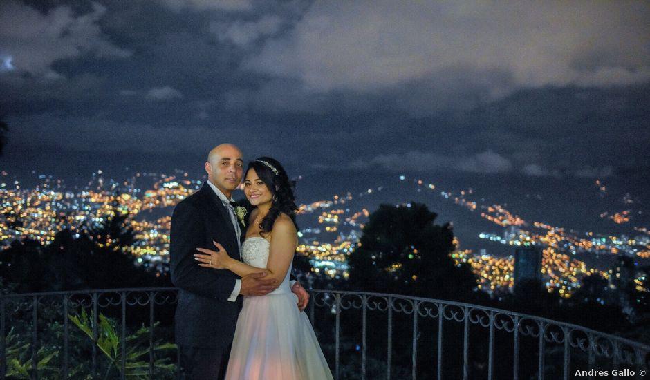 El matrimonio de Luis y Viviana en Medellín, Antioquia