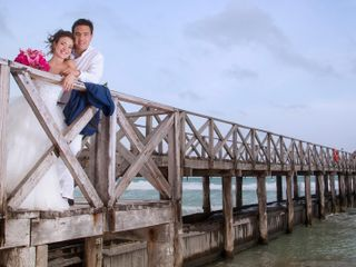 El matrimonio de Ana y Rodrigo