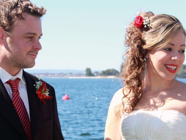 El matrimonio de Mitch y Carolina en Cartagena, Bolívar 8