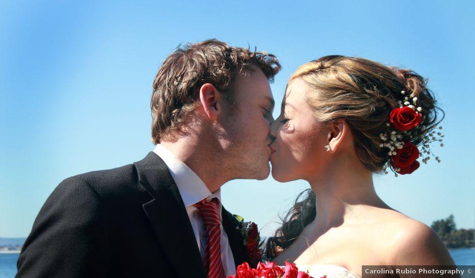 El matrimonio de Mitch y Carolina en Cartagena, Bolívar