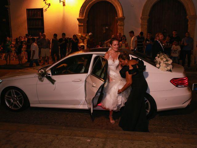 El matrimonio de Antonio y Caterina en Cartagena, Bolívar 10