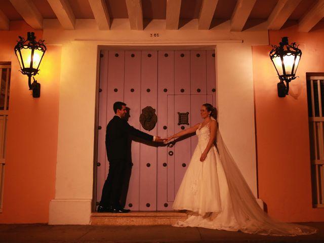 El matrimonio de Antonio y Caterina en Cartagena, Bolívar 20