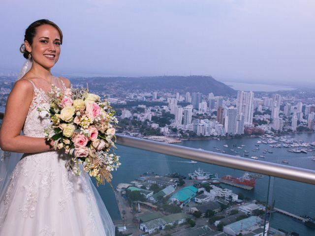 El matrimonio de Antonio y Caterina en Cartagena, Bolívar 32