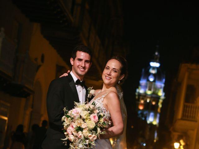 El matrimonio de Antonio y Caterina en Cartagena, Bolívar 34