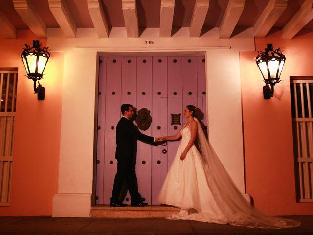 El matrimonio de Antonio y Caterina en Cartagena, Bolívar 35