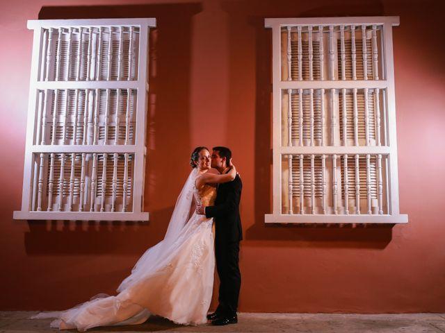El matrimonio de Antonio y Caterina en Cartagena, Bolívar 36