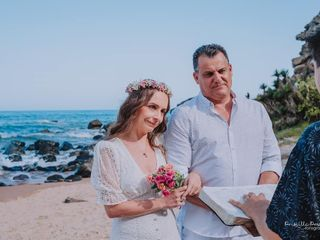 El matrimonio de Daniela y Felipe 2