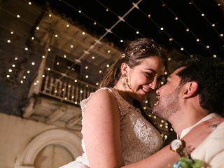 El matrimonio de Lina y Daniel