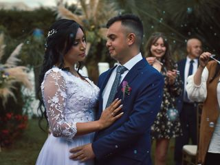 El matrimonio de Damaris  y Juan Guillermo