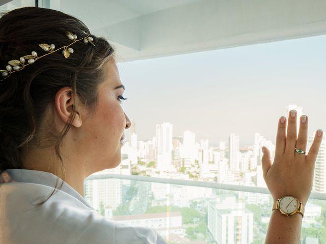 El matrimonio de Daniel y Lina en Cartagena, Bolívar 5