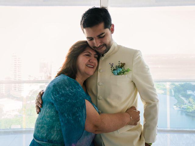 El matrimonio de Daniel y Lina en Cartagena, Bolívar 8