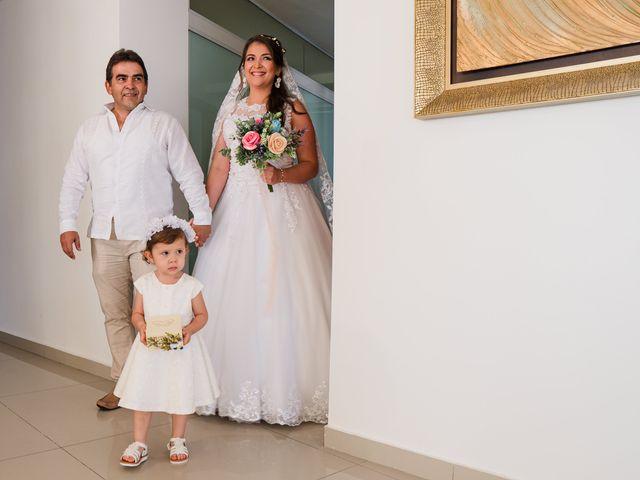 El matrimonio de Daniel y Lina en Cartagena, Bolívar 9