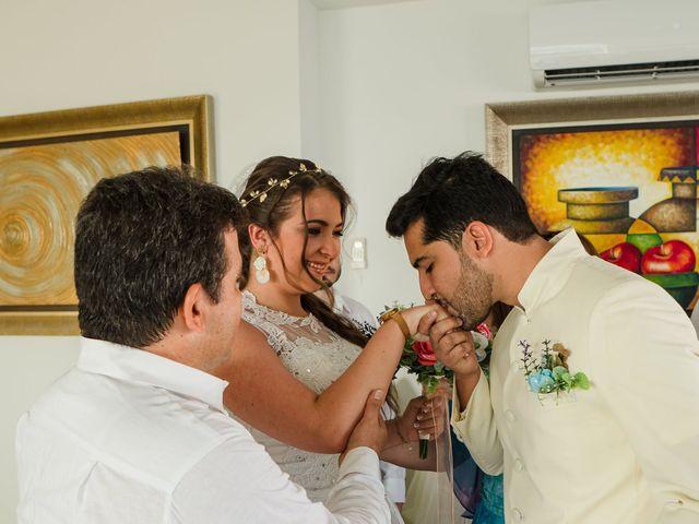 El matrimonio de Daniel y Lina en Cartagena, Bolívar 10