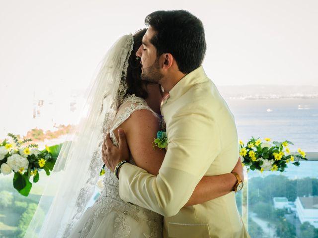 El matrimonio de Daniel y Lina en Cartagena, Bolívar 12