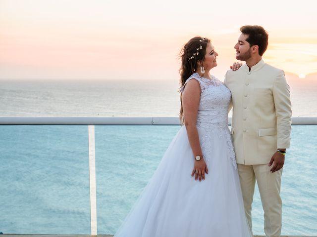 El matrimonio de Daniel y Lina en Cartagena, Bolívar 14