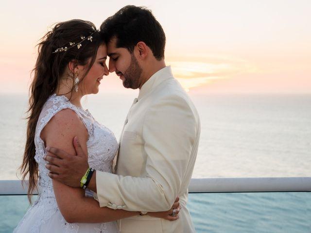 El matrimonio de Daniel y Lina en Cartagena, Bolívar 15