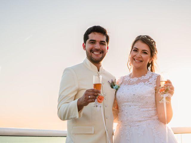 El matrimonio de Daniel y Lina en Cartagena, Bolívar 18