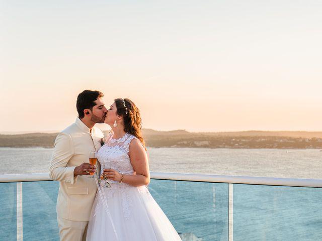 El matrimonio de Daniel y Lina en Cartagena, Bolívar 1