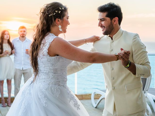 El matrimonio de Daniel y Lina en Cartagena, Bolívar 20