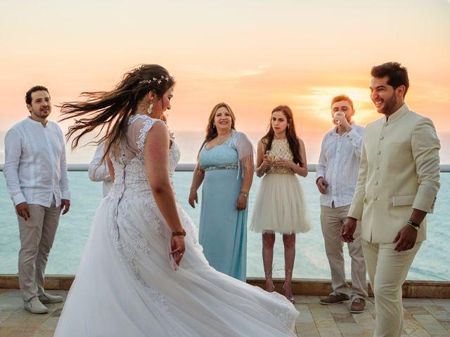 El matrimonio de Daniel y Lina en Cartagena, Bolívar 21