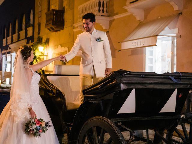 El matrimonio de Daniel y Lina en Cartagena, Bolívar 23