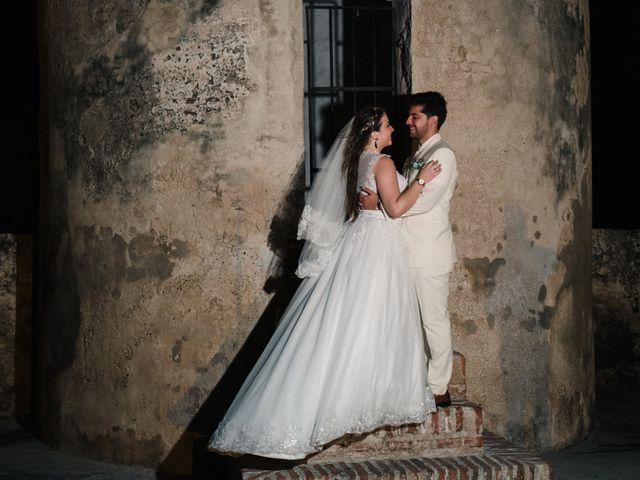 El matrimonio de Daniel y Lina en Cartagena, Bolívar 27