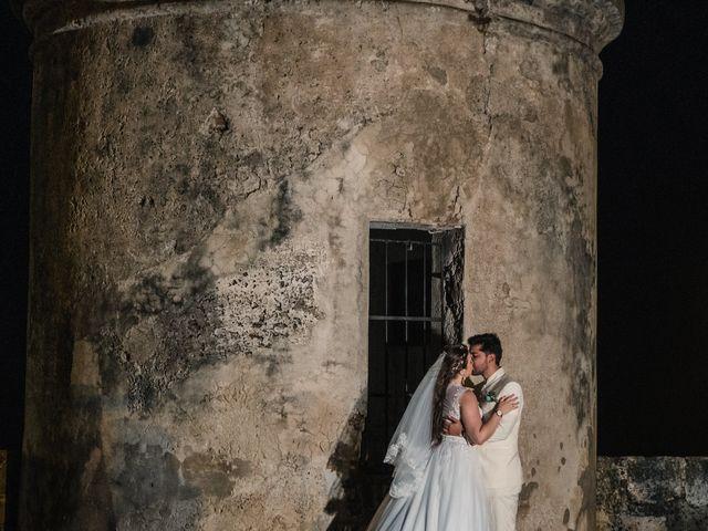 El matrimonio de Daniel y Lina en Cartagena, Bolívar 28