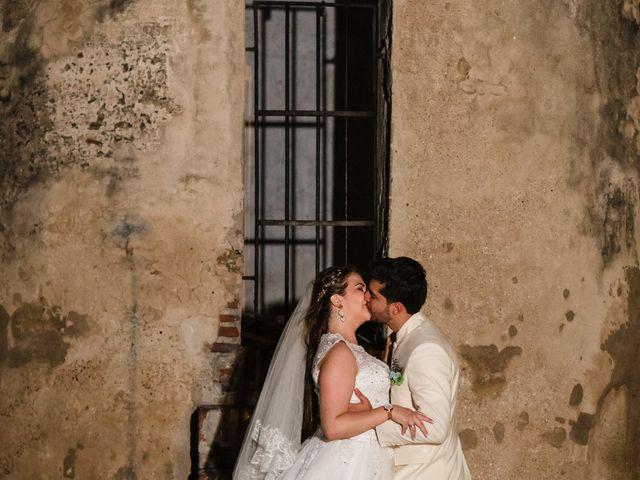 El matrimonio de Daniel y Lina en Cartagena, Bolívar 29