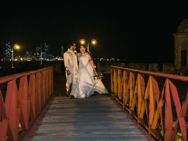 El matrimonio de Daniel y Lina en Cartagena, Bolívar 30