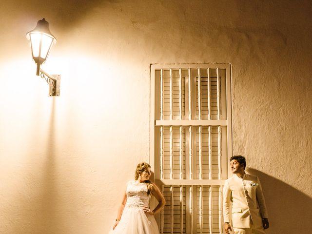 El matrimonio de Daniel y Lina en Cartagena, Bolívar 32