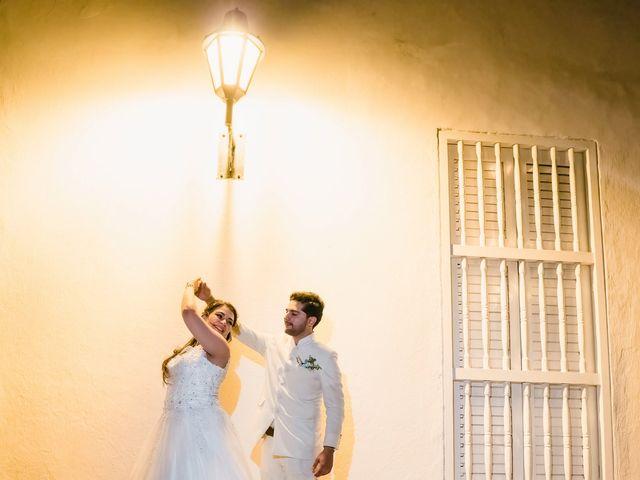 El matrimonio de Daniel y Lina en Cartagena, Bolívar 33