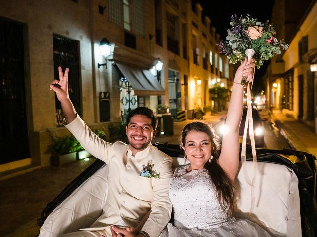 El matrimonio de Daniel y Lina en Cartagena, Bolívar 34