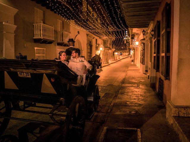 El matrimonio de Daniel y Lina en Cartagena, Bolívar 2