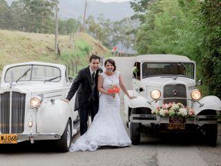 El matrimonio de Jeimy y Andrés